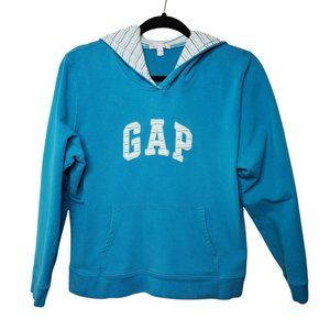 Gap Stretch Pullover Hoodie Womens Size XLarge